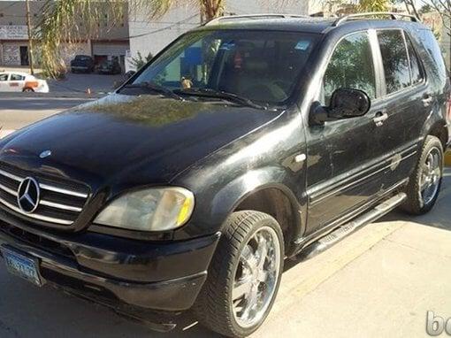 Mercedes benz tijuana segunda mano trovit for Mercedes benz tijuana