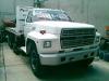 Foto Camion Ford F600 Frenos Aire Plataforma...