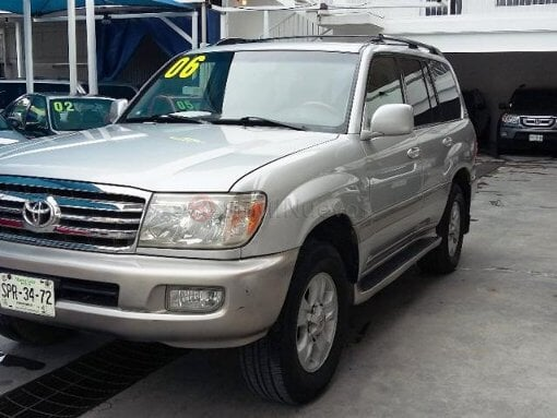 Foto Toyota Land Cruiser 2006 280000