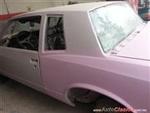 Foto Chevrolet monte carlo Coupe 1984