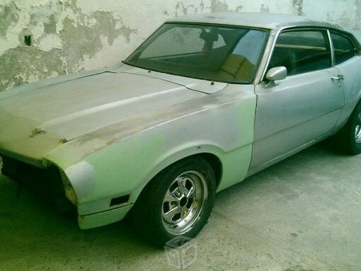 Foto Ford Modelo Maverick año 1972 en Iztacalco...