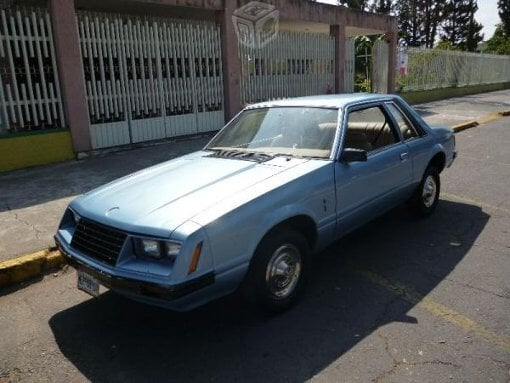 Foto Ford Modelo Mustang año 1980 en Gustavo a...