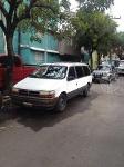 Foto Camioneta Caravan Blanca 3 -92