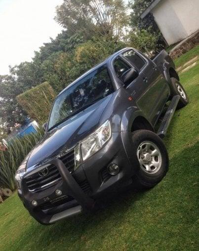 Foto Toyota hilux 2013
