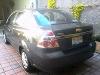 Foto Chevrolet Aveo Sedán 2011