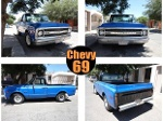 Foto Tremenda pick up chevy 1969 3600 ciudad juarez