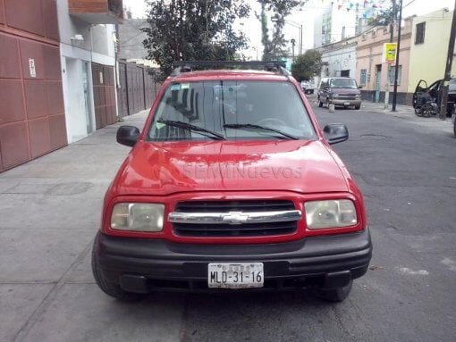 Foto Chevrolet Tracker 2000 220058
