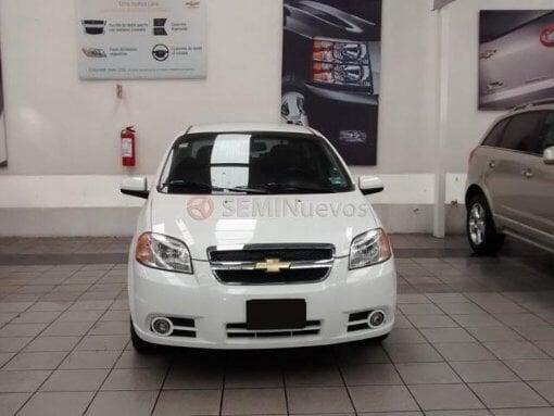 Foto Chevrolet Aveo 2011 50000