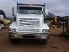 Foto Camion Con Plataforma Hidraulica Tipo Industrial