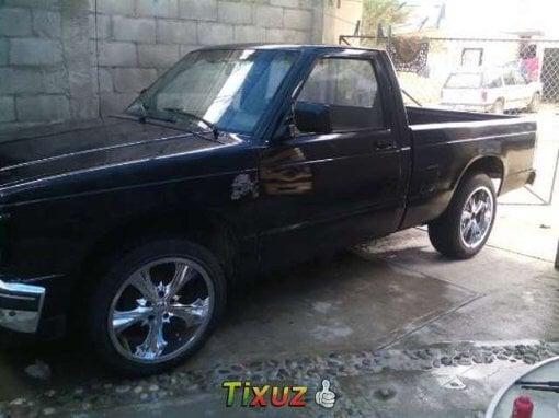 Foto Chevrolet s10 1991 pick up nacional, TIJUANA