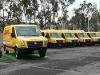Foto Flotilla de dhl mas de 35 camionetas semi...