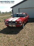 Foto 1965 ford mustang