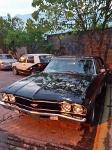 Foto Chevelle muscle car 69