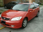 Foto Civic 2005 Ex Coupe Manual