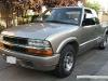 Foto Camioneta Chevrolet S