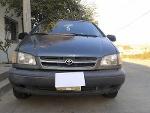 Foto Toyota Sienna Minivan 1999