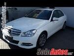 Foto Mercedes clase c 4p 1.6 c 180 cgi at 2013 mb...