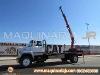 Foto Grua articulada 5 tons camion ford 1992