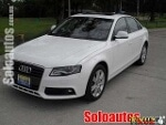 Foto Audi a4 4p 1.8l turbo luxury multitronic 2009