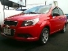 Foto Chevrolet Aveo Sedán 2012