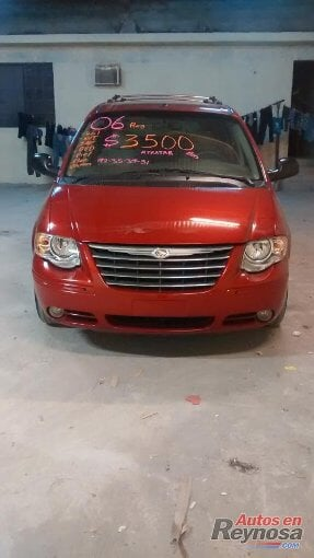 Foto Chrysler Town and Country Limited 2006