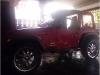 Foto Jeep wrangler 2006 4x4 rines preciosa