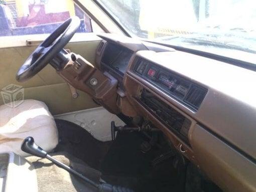 Foto Nissan Modelo Ichi van año 1991 en Iztacalco...