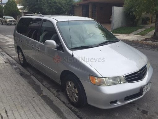 Foto Honda Odyssey 2003 165000