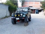 Foto Jeep Willys Descapotable 1976