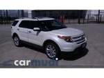 Foto Ford Explorer 2014, Color Negro, Coahuila De...