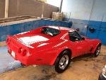 Foto Chevrolet Corvette Stingray Rojo