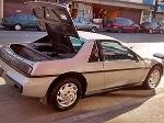 Foto Pontiac Fiero Hatchback 1986