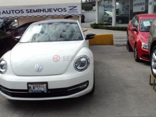 Foto Volkswagen Beetle 2012 70000