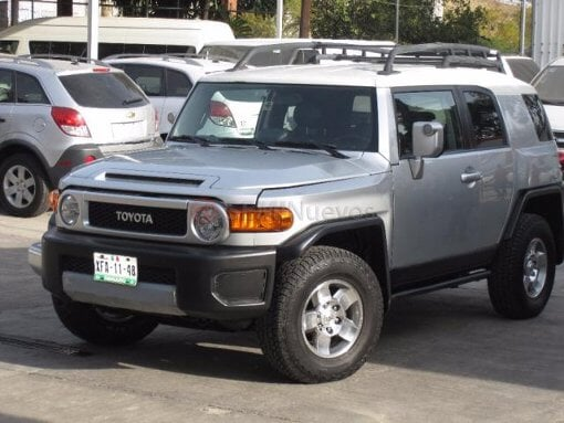 Foto Toyota FJ Cruiser 2008 0