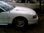 Foto Ford Mustang cobra Cupé