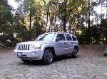 Foto Jeep Patriot Sport Gris Plata En Excelente Estado