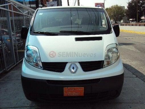Foto Renault Trafic Pasajeros 2008 116000