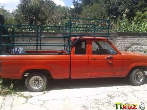 Foto Ford ranger 89 cabinay media con caja,...