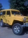 Foto Jeep Willys Wagon Overland 4x4 60