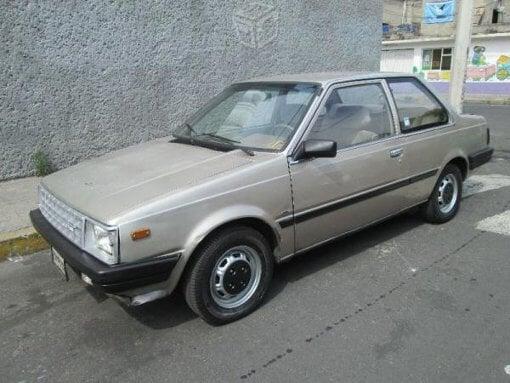 Foto Nissan Modelo Tsuru año 1987 en Iztapalapa...