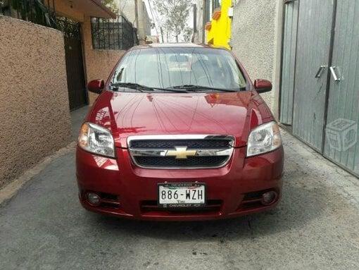 Foto Chevrolet Modelo Aveo año 2010 en Tlhuac 8.750.000