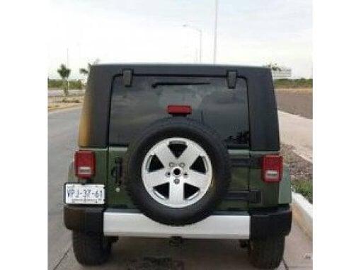 Foto Jeep wrangler unlimited sahara 4x4 nacional -...