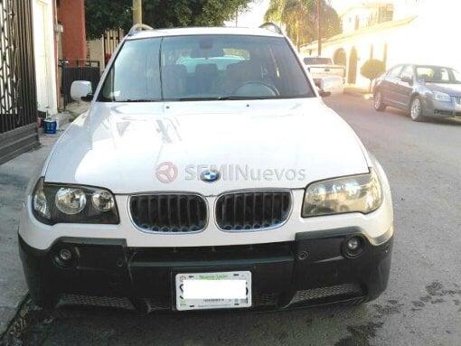 Foto BMW X3 2005 170000