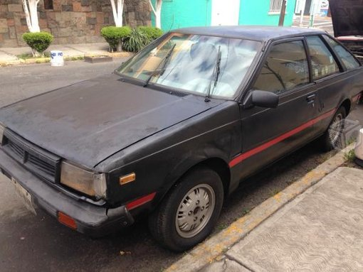 Foto Nissan Modelo Samurai año 1985 en Gustavo a...