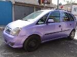 Foto Meriva 2003 Minivan 5vel Radio Cd Y Muy Economica