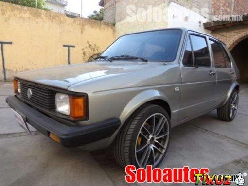 Foto Volkswagen caribe 4p 1986 tela