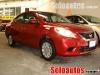 Foto Nissan versa 4p 1.6 sense tm ac 2012