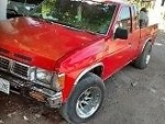 Foto Nissan Pick Up king cab standar 4 cilindros 2.4