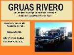 Foto Gruas rivero recycla tus carros yonkeados abuen...