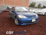 Foto Honda Civic, color Azul, 2005, Olmo #117,...